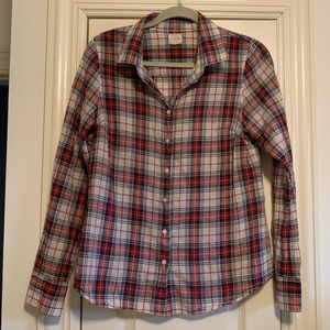 """J. Crew """"The Perfect Shirt"""" Button Down"""